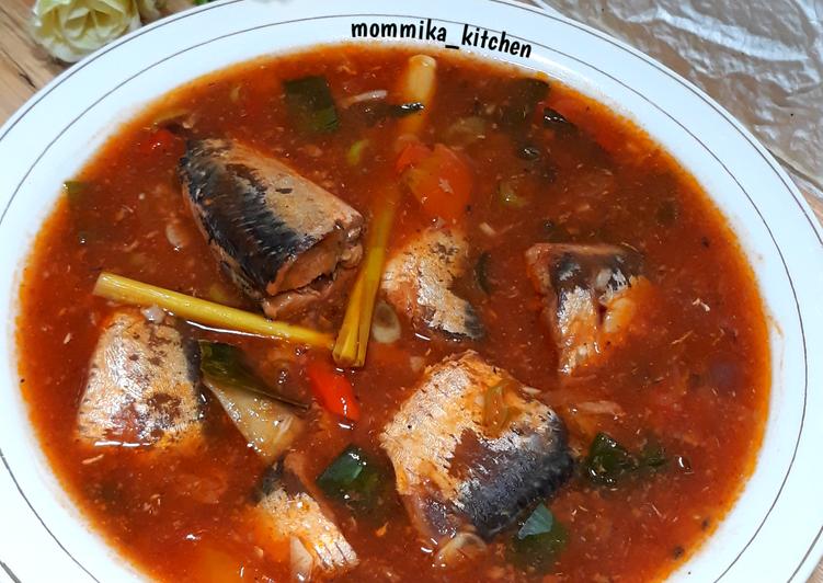Tumis Sarden | Cara masak sarden agar lebih enak dan nikmat😋