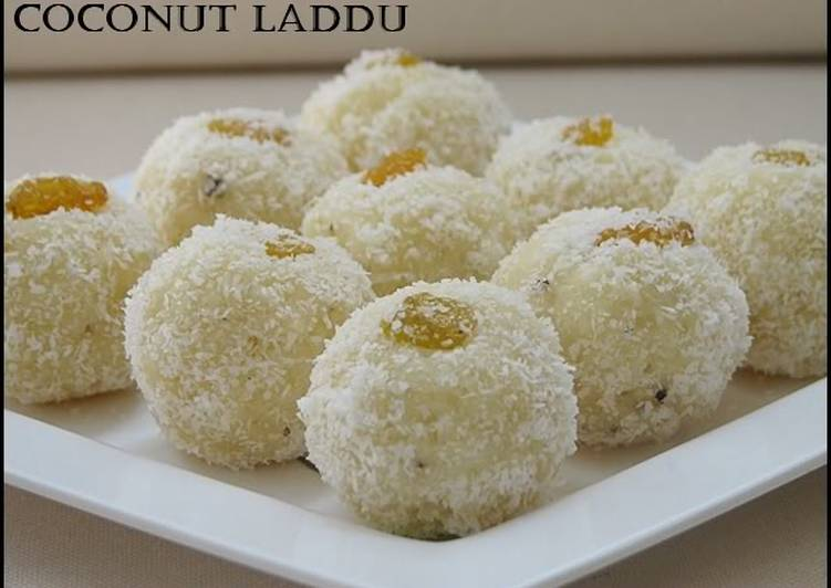 Deciding On The Best Foods May Help You Stay Fit As Well As Healthy Coconut Laddu Recipe