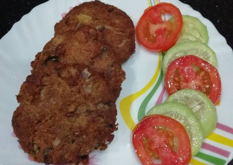 Kidney Beans Kabab - Laurie G Edwards