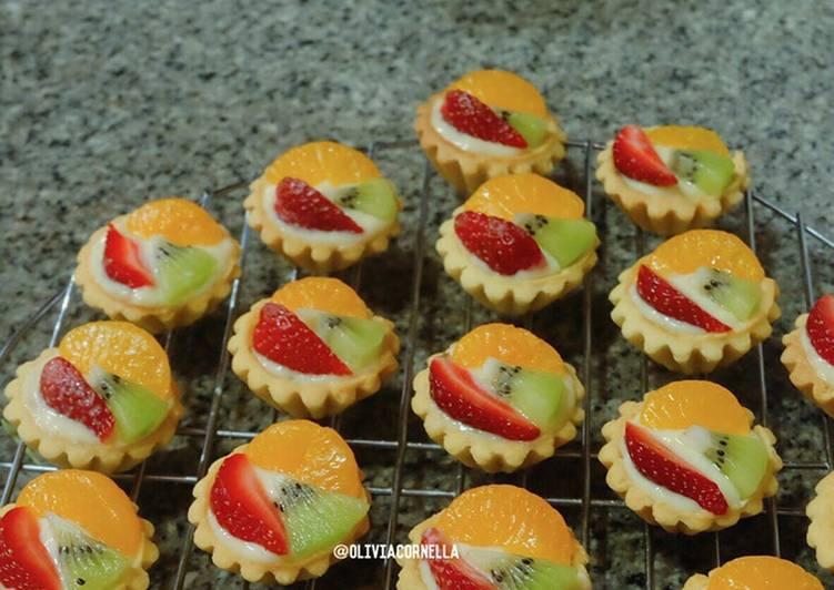 Resep Fruit Pie Bikin Ngiler