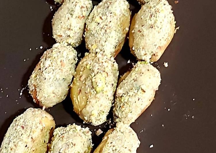 Recipe of Ultimate Mawa dates