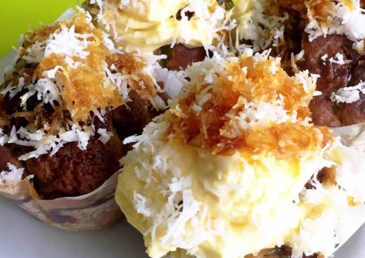 Resep Klepon Cupcakes
