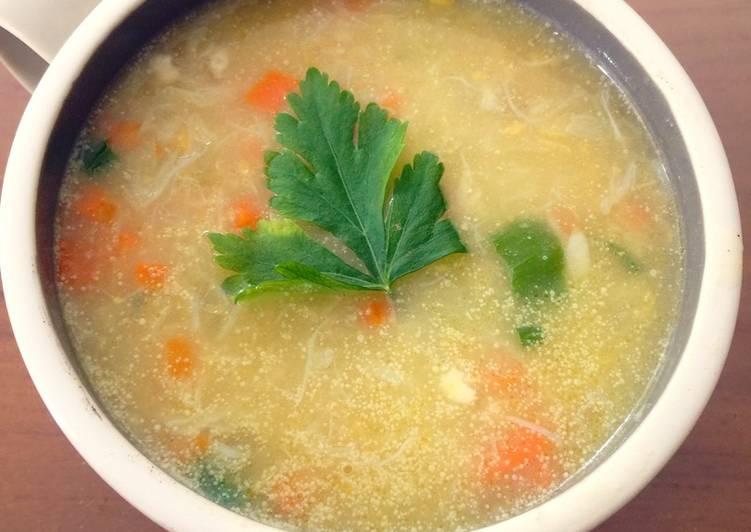 Crab Cream Soup