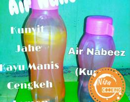 14. Air Nabeez/Rendaman Kurma/Kismis (Kesukaan Rasulullah)