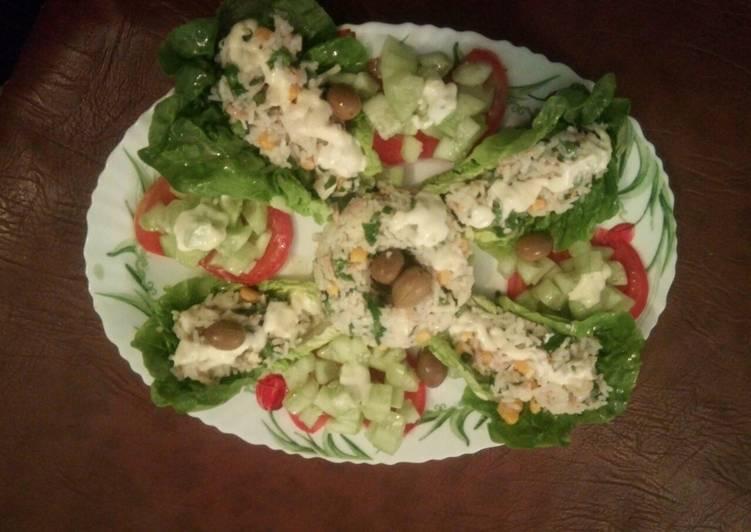 Salade composée 🇩🇿