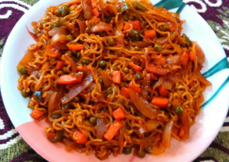 Veg Maggi noodles