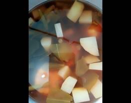 Sayur asem / sayur asam / sayur asem sunda