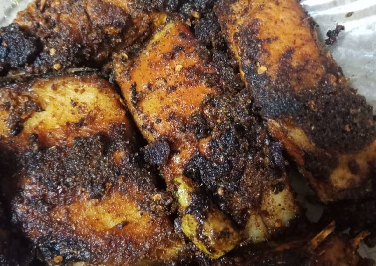 Recipe of Super Quick Homemade Fry Fish