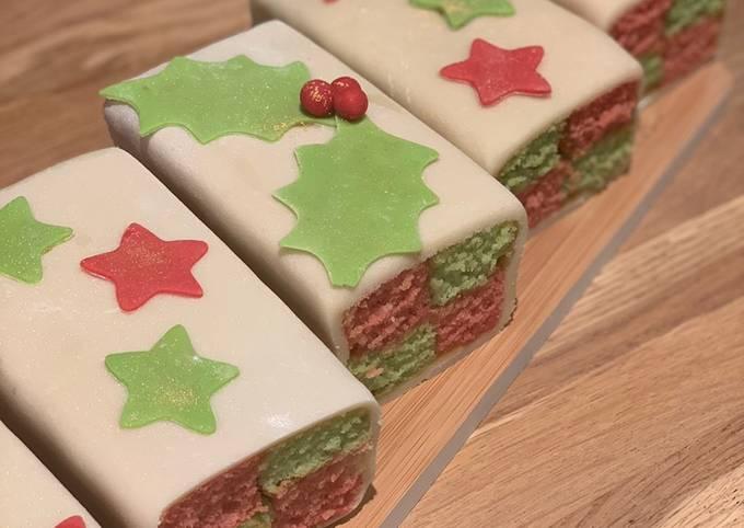 Christmas Battenberg 🎄