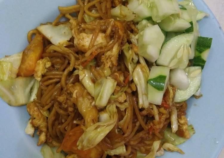 Resep Bakmi goreng jawa Bikin Jadi Laper