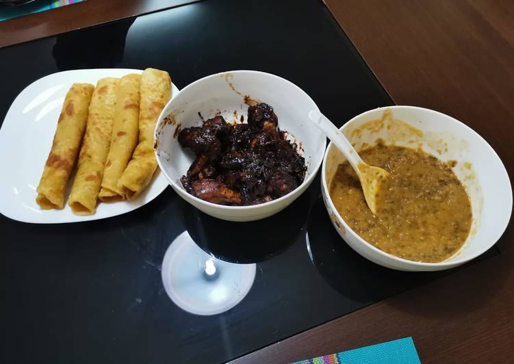 Recipe of Award-winning Pineapple Soy Sauce chicken wings