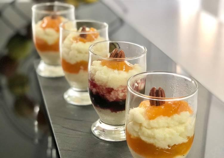 Recette De Dessert à la floraline
