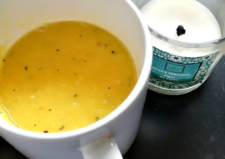 Comment Préparer Des Smoothie Mangue Passion & Ananas