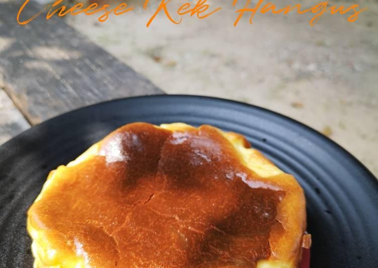 Cheese Cake Hangus - velavinkabakery.com
