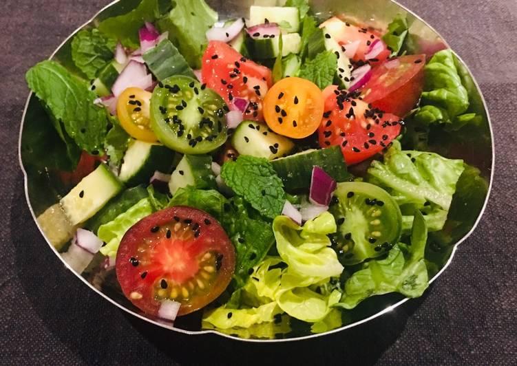 Kachumber salad 🥗