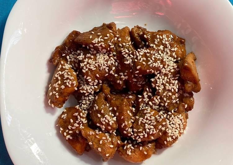 Fillet Ayam Panggang Wijen - cookandrecipe.com