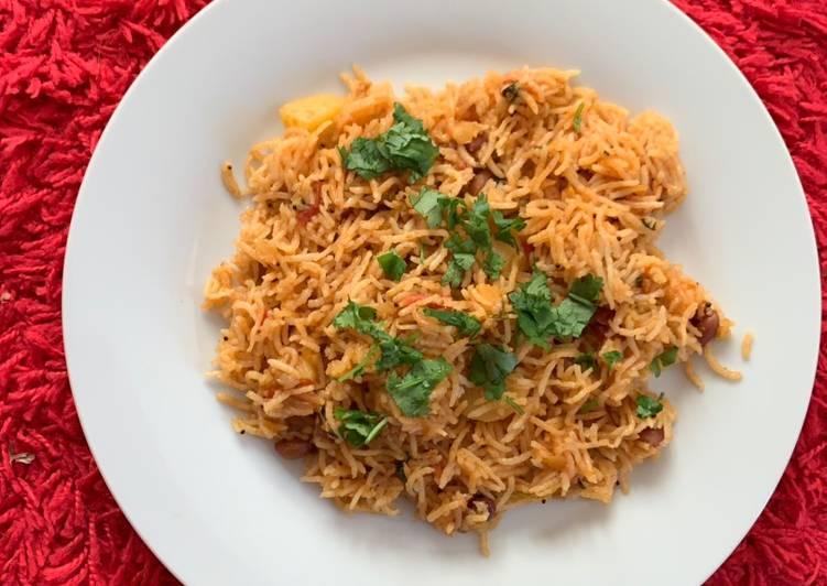 Grandmother's Dinner Easy Blends Masala khichdi