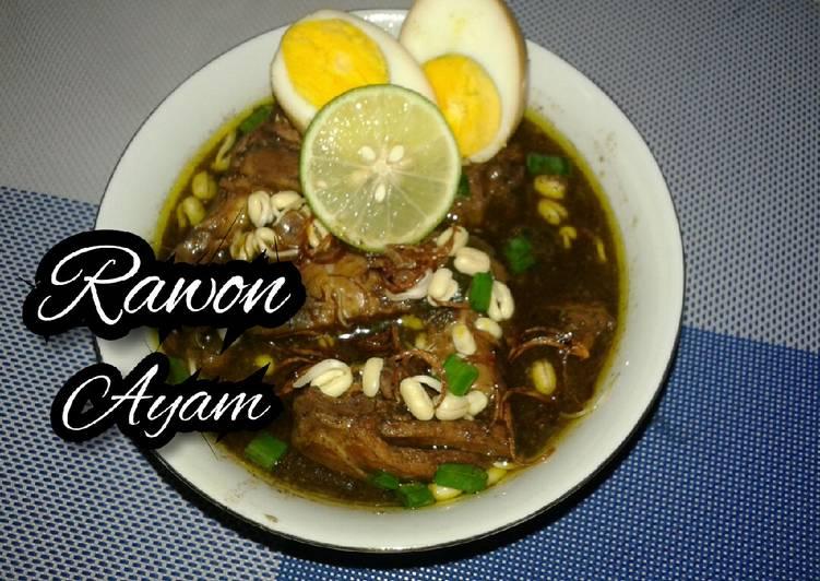 Rawon Ayam 🐔🐓