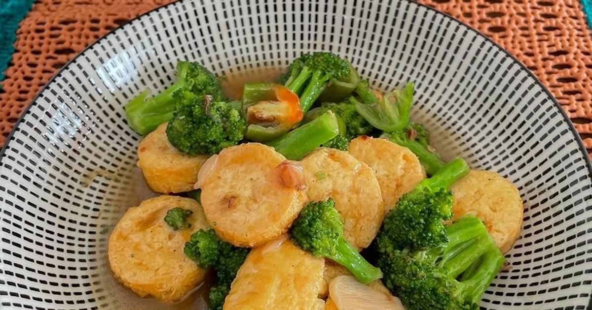 644 Resep Sapo Tahu Brokoli Enak Dan Sederhana Ala Rumahan Cookpad