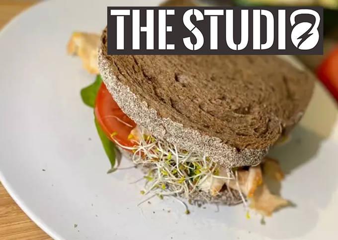 2. (LUNCH) Chicken/Turkey Salad Sandwich on Rye