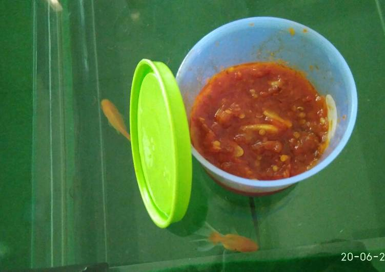 Sambal Legendaris Seuhhah