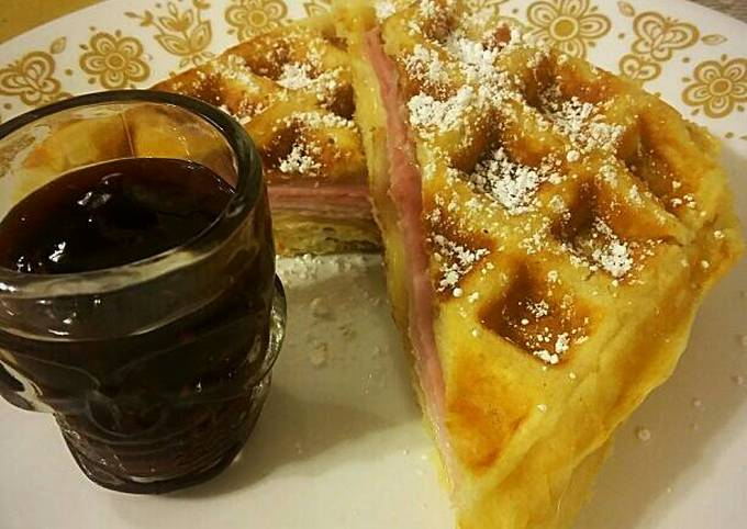 The Waffle of Monte Cristo