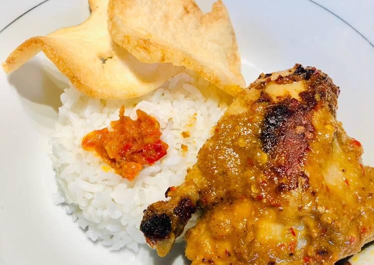 Ayam Bakar Bumbu Rujak Jawa Timur