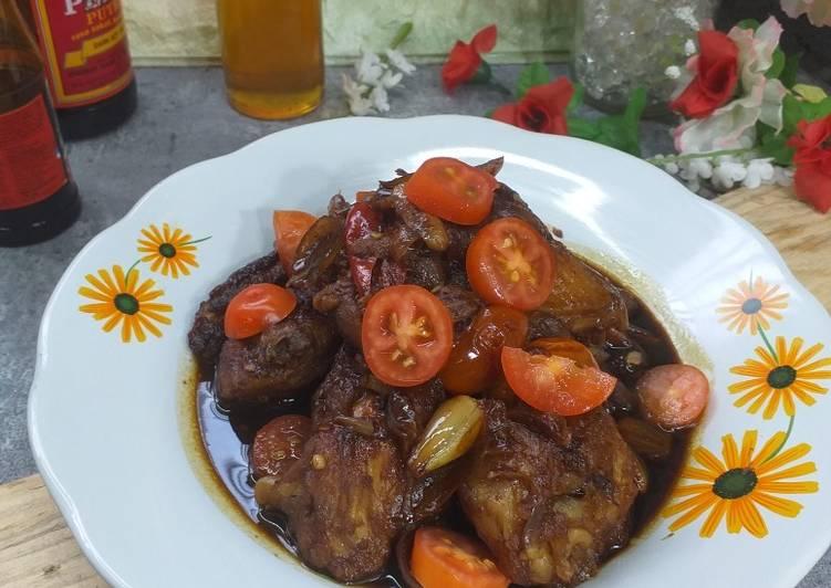 Ayam Masak Kicap Madu - velavinkabakery.com