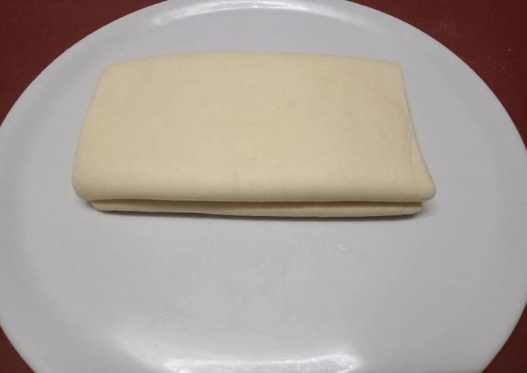 Le moyen le plus simple de Cuire Délicieuse Pâte feuilletée express
