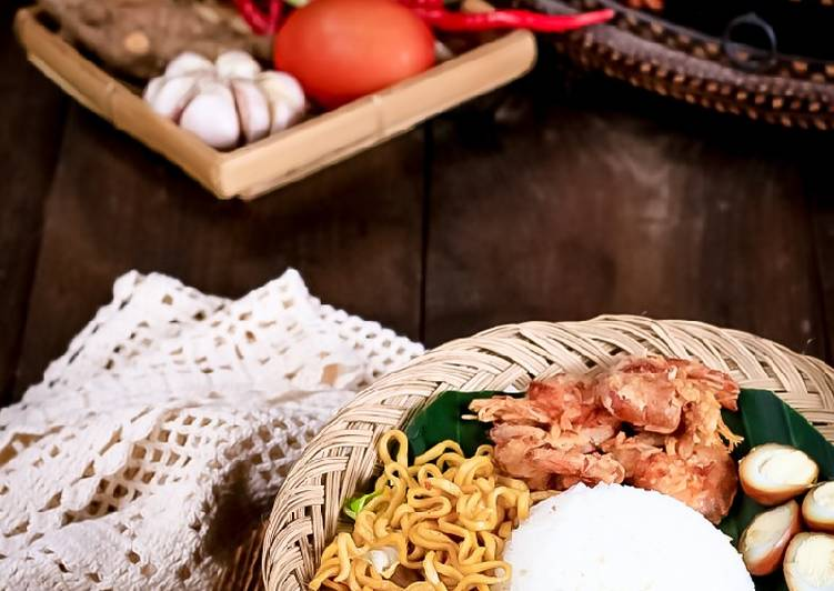 Nasi Pedes Bali