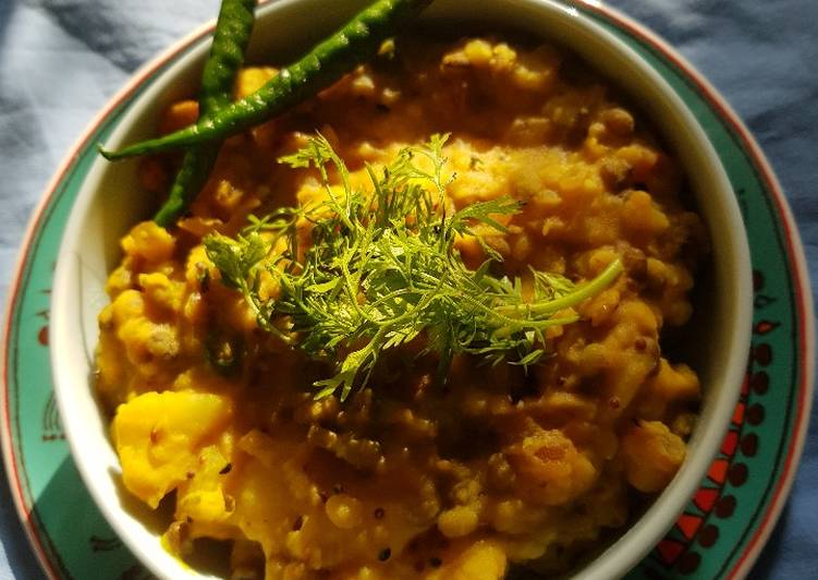 How to Prepare Perfect Dal Chokha