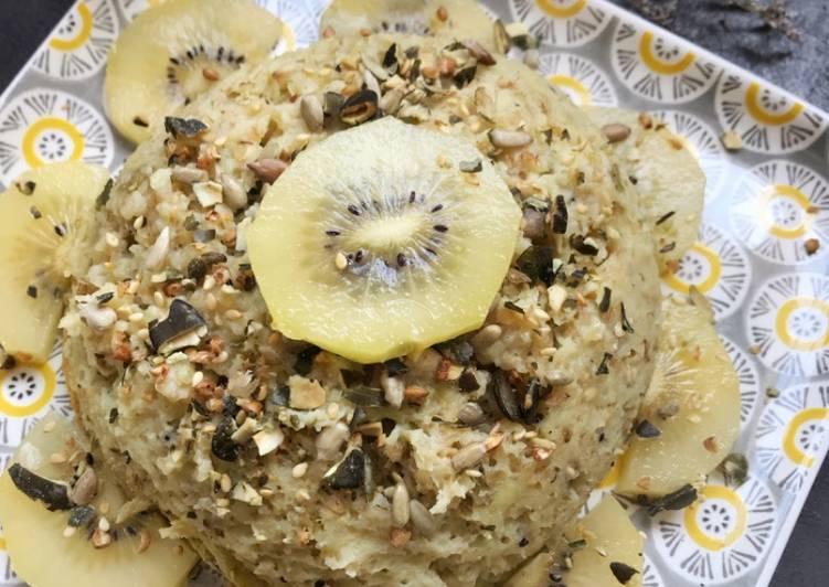 Kiwi Bowlcake