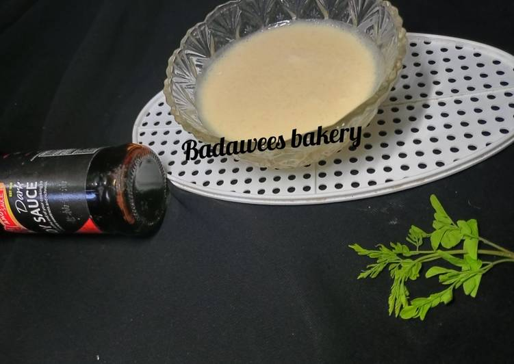 How to Prepare Super Quick Homemade Homemade Mayonnaise