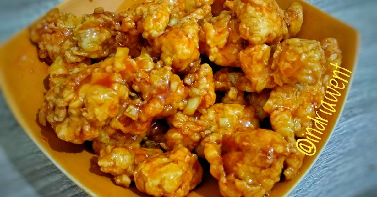 3 Resep Madu Ayam Bola Ala Kkuldak Enak Dan Sederhana Ala Rumahan Cookpad