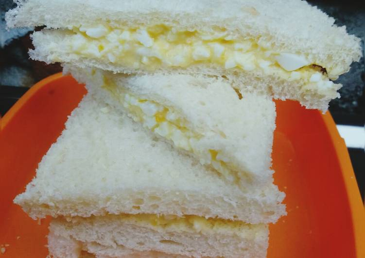 Resep Tamago Sandwich aka Egg Sandwich ala Jepang Top
