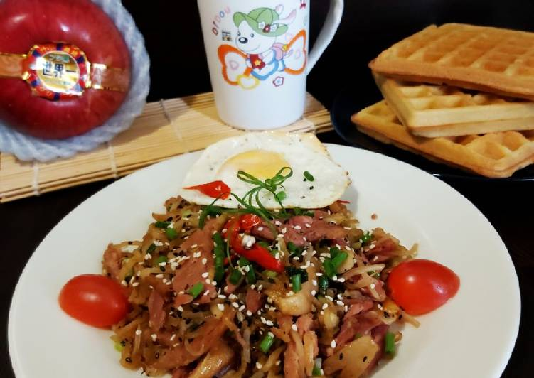 Resep 💢 Low Carb Sesame Noodles 💢 Bikin Ngiler