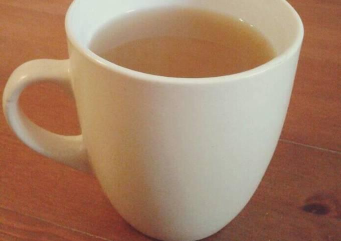 Homemade Power Tea
