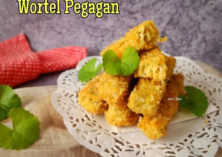 Nugget Stick Wortel Pegagan