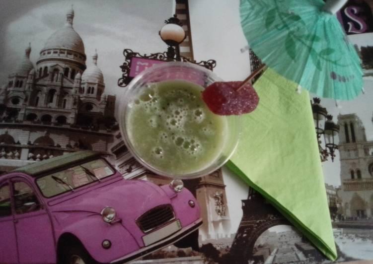 Kiwi Juice 🥝🥤