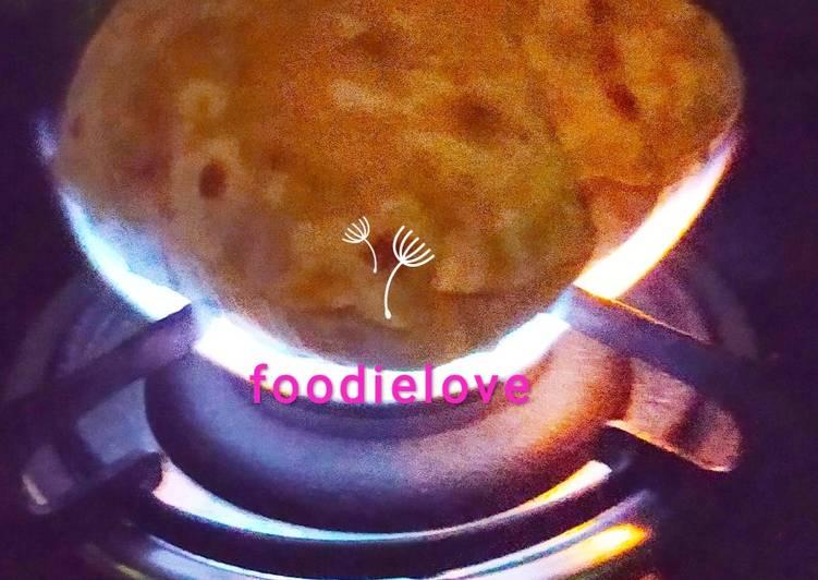 Recipe of Homemade Phulka roti chapati