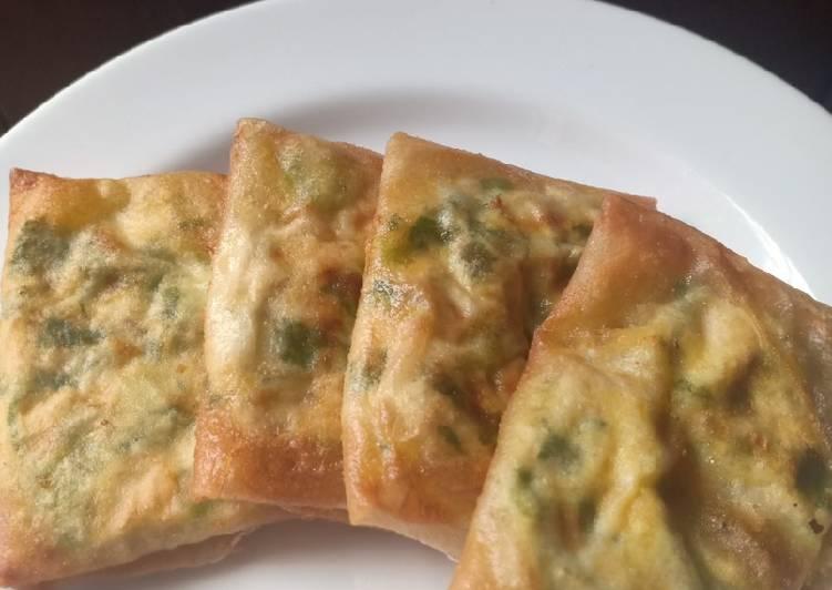 Resep Martabak Tahu Kulit Lumpia Oleh Dn Cooking Cookpad