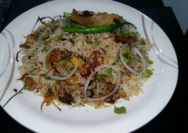 How to Make Perfect Kathal pulao / jackfruit pulao