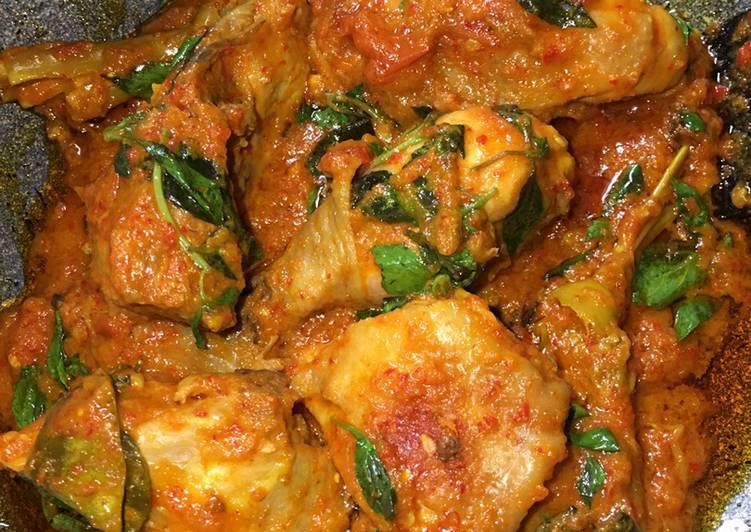 Resep Ayam Woku Kemangi 5 Langkah Yang Cepat