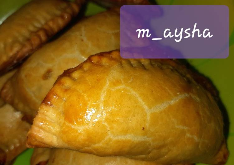 Choosing Fast Food That's Good For You, Meat pie