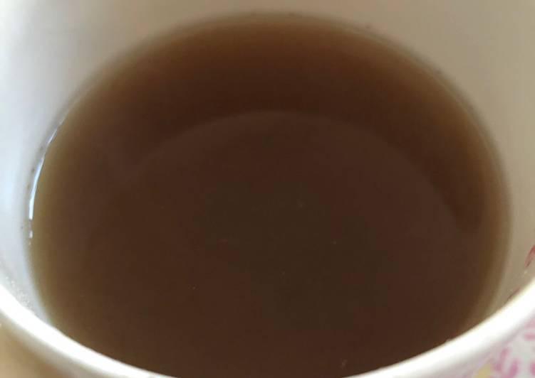 Steps to Make Favorite Soothing liquorice tea