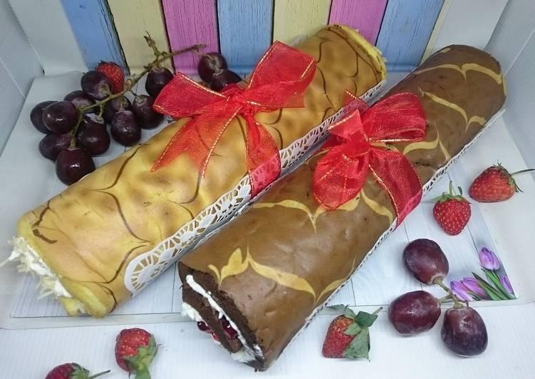 101. Choco Rollcake