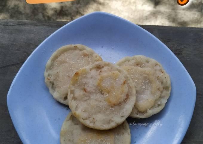 Resep Pancong / rangin teflon yang Menggugah Selera