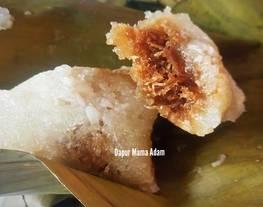 Lapek Ubi/Singkong (Jajanan Sumatera Barat)