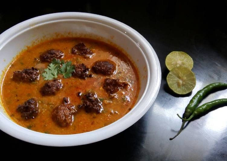 Kofta curry Choosing Healthy Fast Food