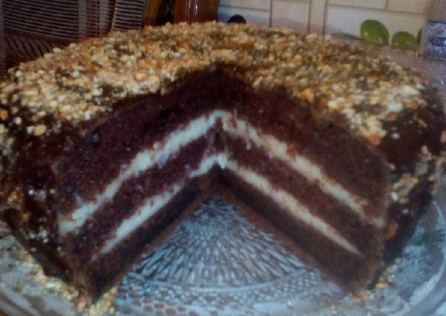 торт обалденный рецепт с фото подобрать